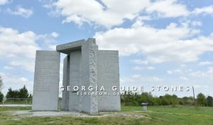 Georgia Guidestones Elberton GA Stories Secrets and Sagas